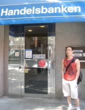 Thanh 2007 utanför SHB