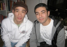 Mohammed och Thanh 21 dec 2007