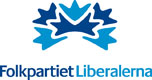 Folkpartiet.logo