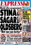 Expressen 4.10 2009