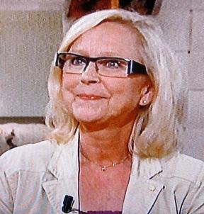 Tiina Kantola i TV4