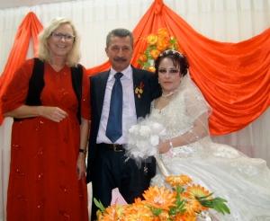Bröllop i Akre