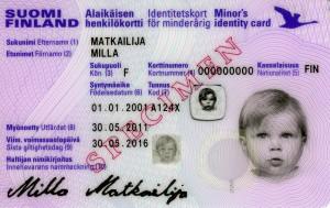 Id Kort Finland