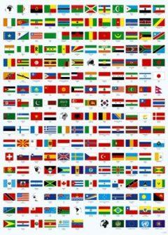Världsflaggor