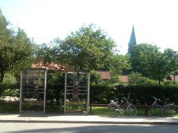 Nytorget och Sofia kyrka