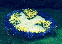 Ersta blomsterlogo