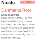 Danmarks Radio Ilan Sadé