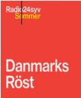 Danmarks Röst logo