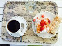Café Hembygdsgården Kaffe med bakverk