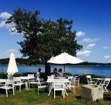 Café Hembygdsgården på udden