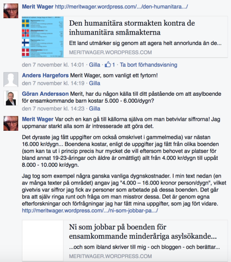 Asyltråd nr 2 FB 7.11 2014