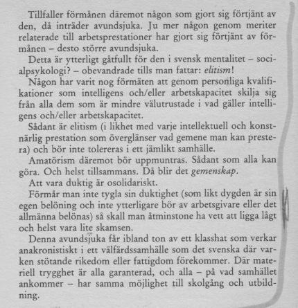 Drabbad av Sverige 3