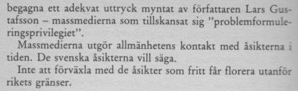 Drabbad av Sverige 5 1