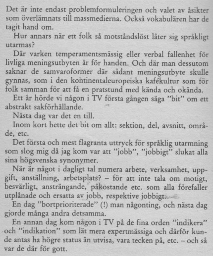 Drabbad av Sverige 6