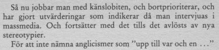 Drabbad av Sverige 7