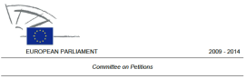 European Parliament Committee on Petitions
