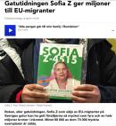Gatutidningen Sofia Z