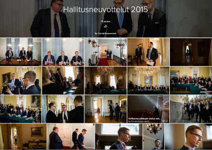 Regeringsförhandlingarna 2015