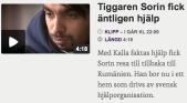Tiggaren Sorin