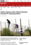 BBC om Morgan Johannsons uttalanden 2.82015