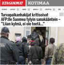 Asylsök kritiserar Finland