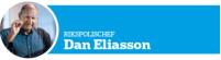 Dan Eliasson Rikspolischef
