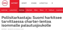 Suomi harkitsee tarvittaessa 20.10 2015