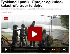 Tyskland i panik Ekstrabladet 18.10 2015