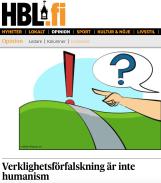 Verklighetsförfalskning Nytte Hbl 22.10 2015