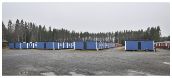 Baracker Migri Finland