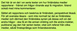 Finländska medier serie grön