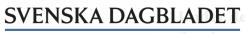 Svenska Dagbladet SvD logo