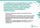 1. Osallistumme esimerkillämme ja EUjäsenmaiden 8.12 2015