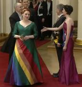 Intressant klänning 6.12 2015