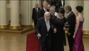 Salomon Altschuler 102 år veteran i tre krig 6.12 2015