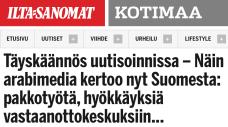Täyskäännös uutisoinnissa Ilta-Sanomat 13.12 2015