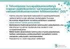 Tehostamme turvapaikkamenettelyä 8.12 2015