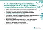 Tehostamme turvapaikkamenettelyä 8.122015
