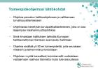 Toimenpideohjelman lähtökohdat 8.12 2015