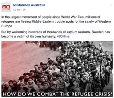 60 Minutes Australia FB