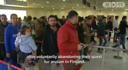 Återvändande irakier från Finland
