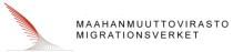 Maahanmuuttovirasto logo