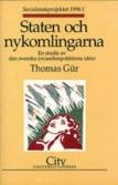 Staten och nykomlingarna Thomas Gür