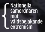 Nat samordn m våldsbejakande extremismlogo