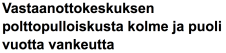 Vastaanottokeskuksen polttopulloiskusta 13.5 2016 Yle