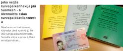 Joka neljäs turvapaikanhakija Yle 4.6 2016