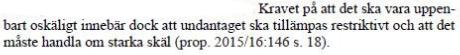 MIG utdrag Rättsligt ställningstagande LMA 1.6 2016 2
