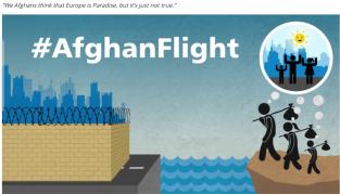 Afghan flight