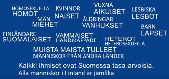 Kaikki ihmiset ovat Suomessa