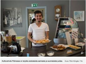 Kulttuurikahvila Pööna Päivi Köngäs